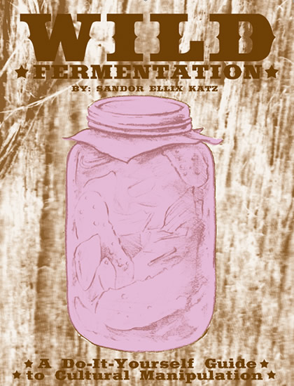 Wild Fermentation Zine